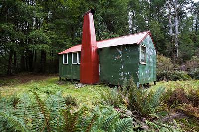 Kiwi Hut, Arthurs Pass National Park