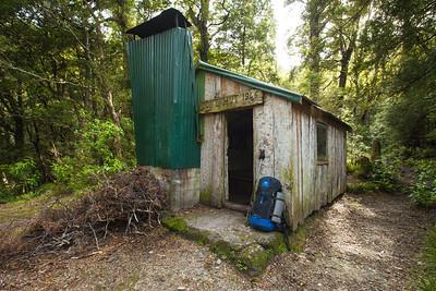 Cone Hut, Tararua Forest Park