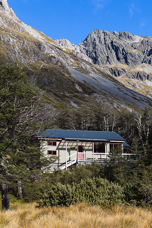 Upper Travers Hut, Nelson Lakes National Park