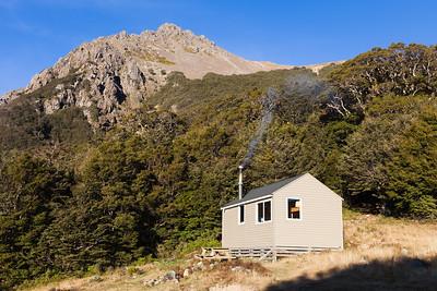 Rintoul Hut, Mount Richmond Forest Park