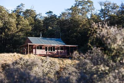 Hamilton Hut, Craigieburn Forest Park
