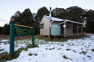 Aparima Hut, Takitimu Conservation Area