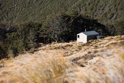 Slaty Hut, Mount Richmond Forest Park