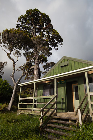 Christmas Village Hut, Rakiura National Park