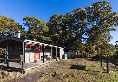 Mount Arthur Hut, Kahurangi National Park