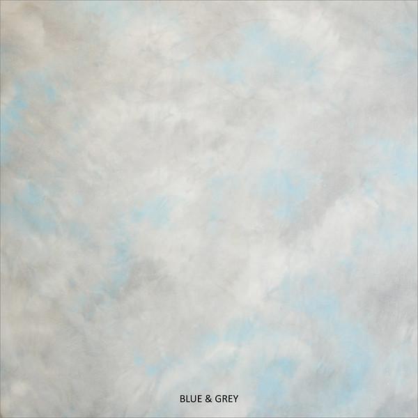 5 Blue & Grey