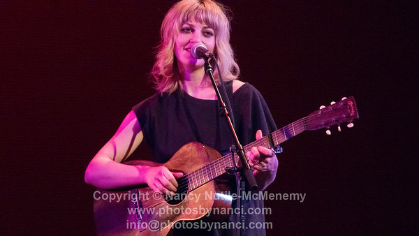Anais Mitchell and Mark Erelli