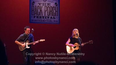 Anais Mitchell and Mark Erelli