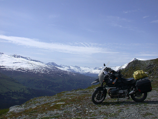 Thompson Pass<br /> Valdez, Alaska