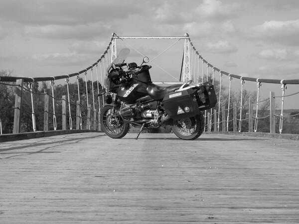 Regency Bridge<br /> Regency, Texas
