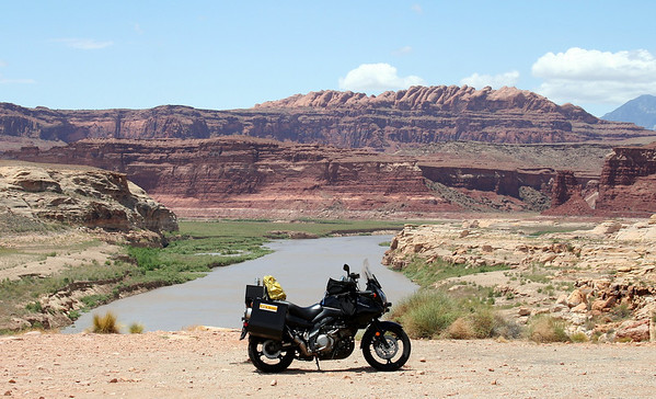 Colorado River<br /> Utah