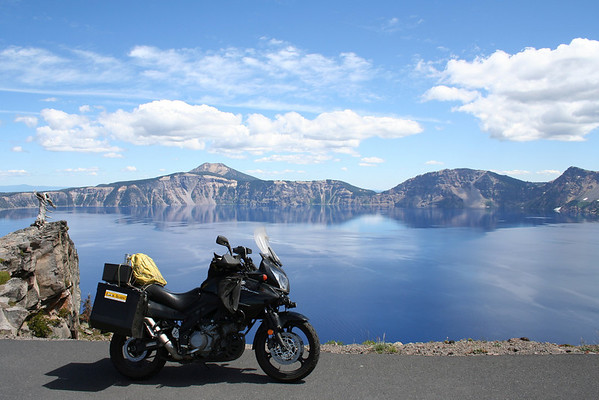 Crater Lake National Park<br /> Oregon