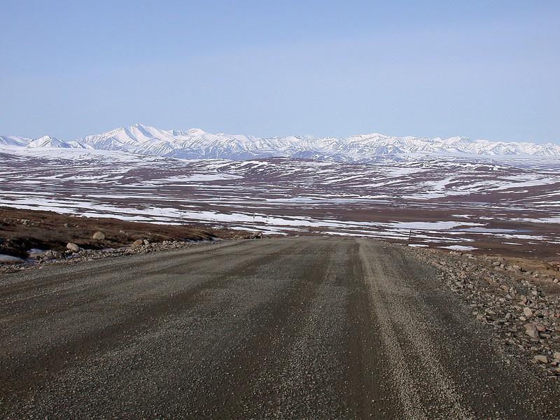 Dalton Highway (aka Haul Road)<br /> Deadhorse, Alaska