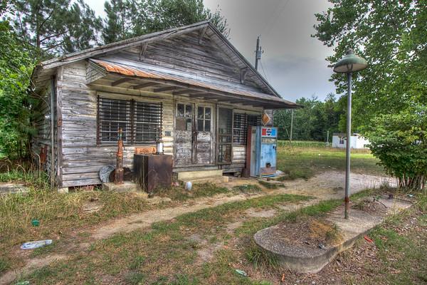 Back Swamp, North Carolina