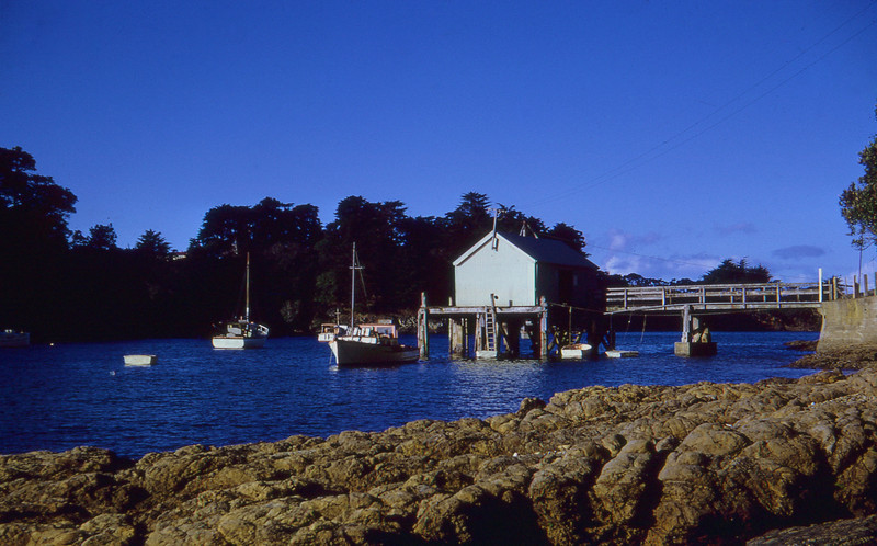 Leigh Harbour and Wharf A
