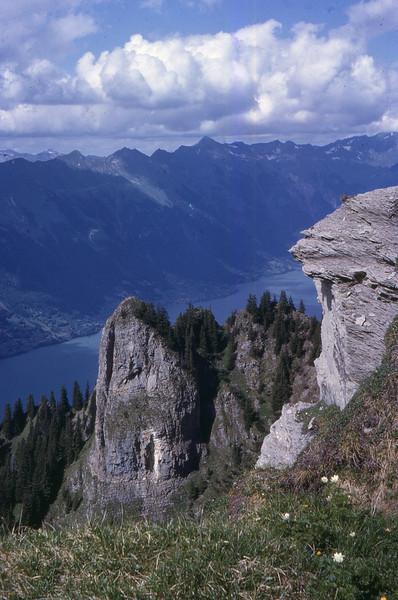Somewhere around the Matterhorn or Zermatt 1966?