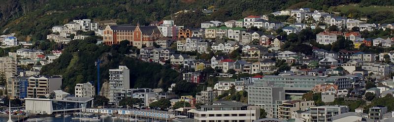 Wellington City and Suburbs