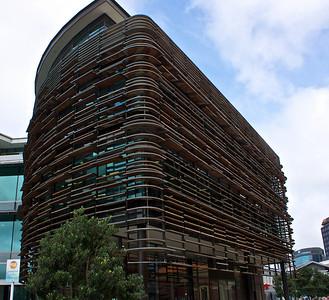Building, Wellington Waterfront Sep 2010