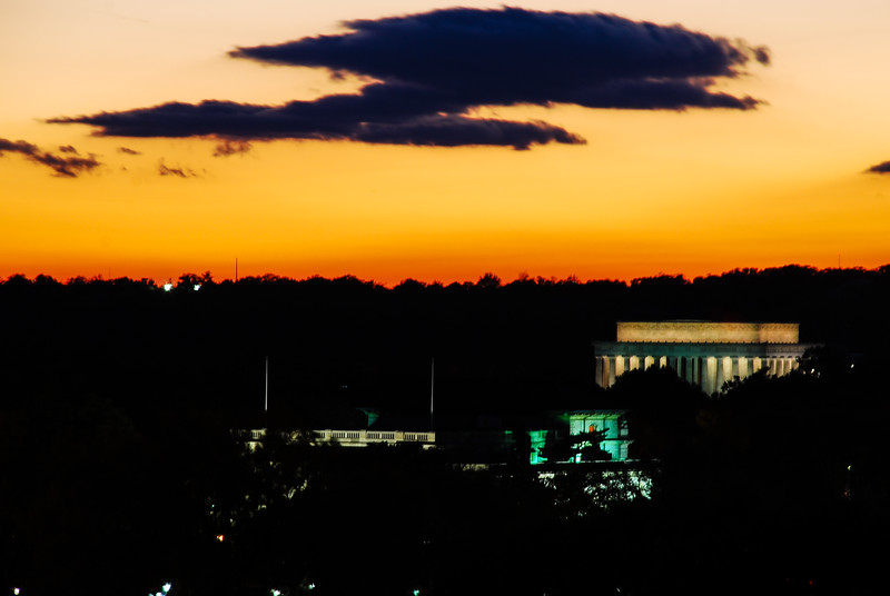 View from Willard Intercontinental