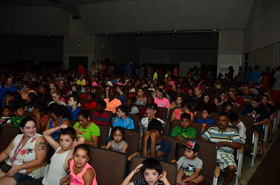 Back to School Bash - Suwannee County 2015