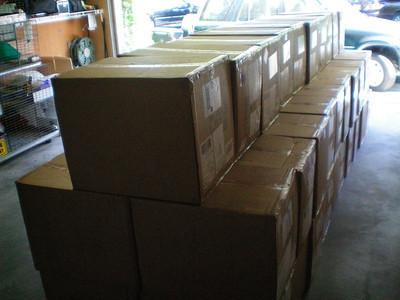 2008 Backpack Distribution