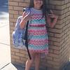 Bianca Roman, second grade.