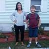 Shannon (12th )<br /> Aidan (5th)