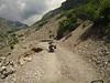 Rough Albanian countryside