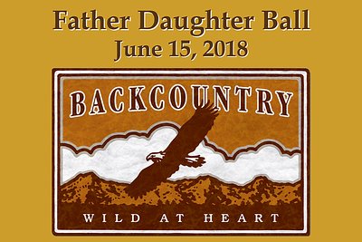 BackCountry Father Daughter Ball - June 15, 2018