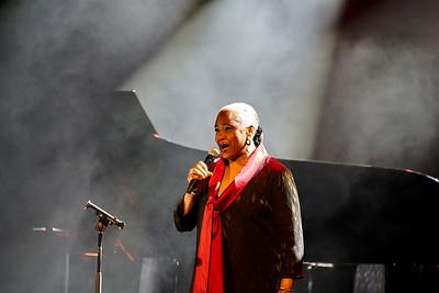 Barbara Hendricks trio concert,  Paris Le Trianon, June  2019