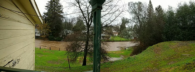 Rainy Day ~ Sutter Creek ~ Jan 10, 2017