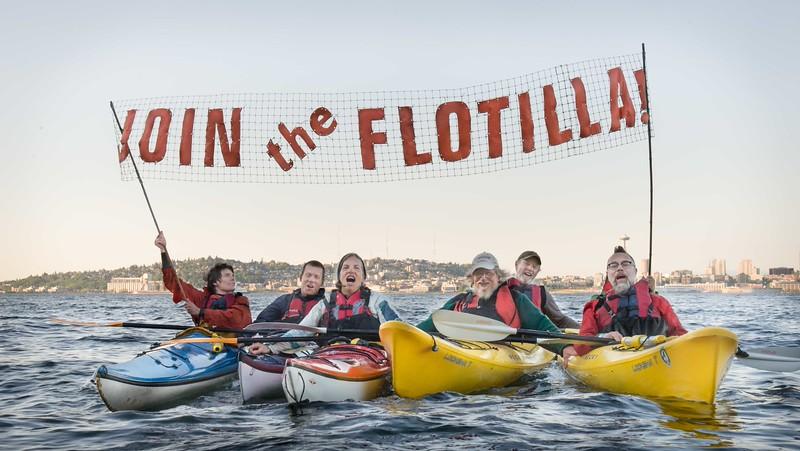 Backbone Campaign Shell-No Kayak Training