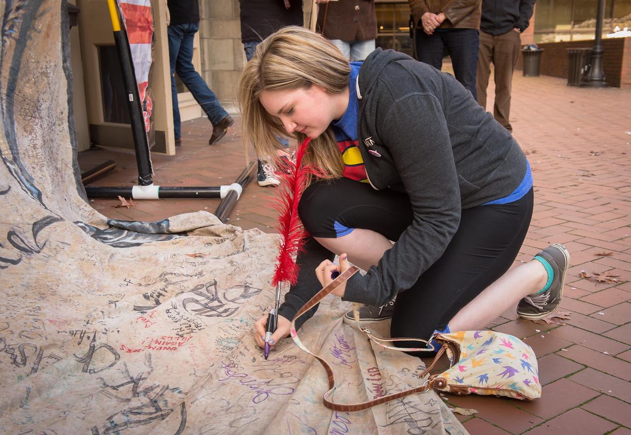 Backbone Campaign at Moisture Festival