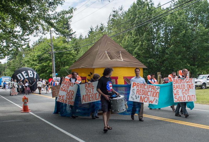 Backbone Campaign Vashon Festival 07-21-12