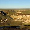 Rock Formation - Owyhee River Gorge