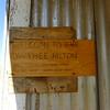 Cabin- Owyhee Reservoir Stare Airstrip