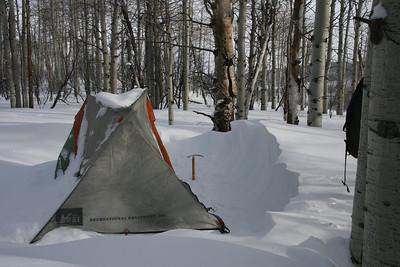REI Cirque 4 seasons tent