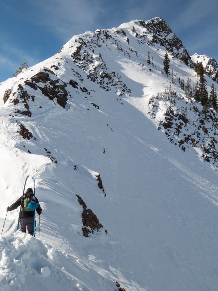 Superior East Ridge