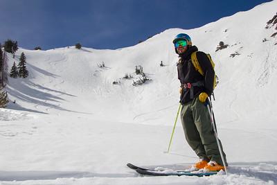 Pro Backcountry Skier