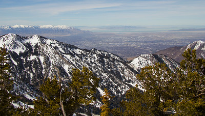 Great Salt Lake Valley