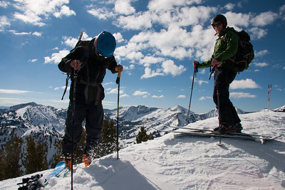 Castle Skiers