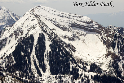 I got my eyes on this Peak to the South