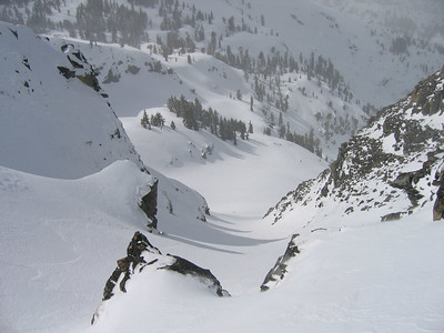 So when I started skiing this...it was pretty amazing.