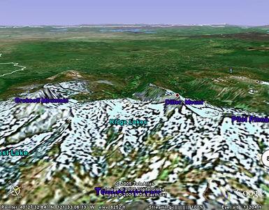 Google Earth!