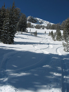 Nice turns... someone got up early...