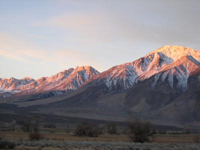 2007.03.12-13 Norman Clyde Peak & Glacier w/Jason
