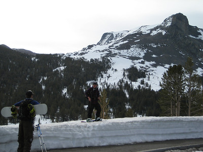 2007.04.28 Mt. Dana w/ Deuce, Murphy and Pete Heintz