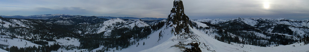 top of the bowl