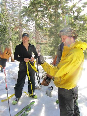 B&B Ski Trip (Feb 3-6, 2011) - BC 6-9, Sugar 1, squaw 9