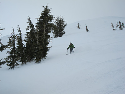 Mt Rose w.Moses & Metres (Mar 12, 2011) - Ski 27, BC 12